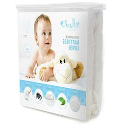 MILLIARD Quilted, Waterproof Crib & Toddler Mattress Protect