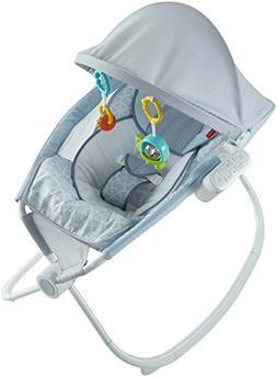 Fisher-Price Premium Auto Rock 'N Play Sleeper With Smartcon