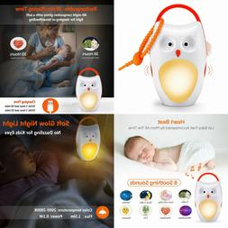 Baby Sleep Soother Shusher Sound Machines, Gift, Rechargeabl