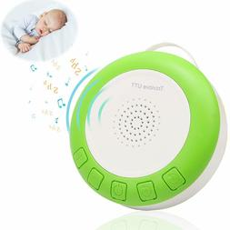 Baby Sleep Soother Sound Machine, Portable Shusher with Auto