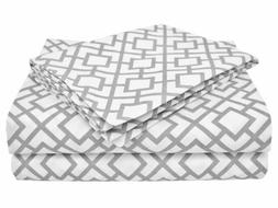 American Baby Company 100% Cotton Percale Toddler Bedding Sh