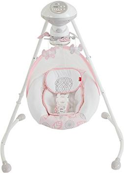 Fisher Price Deluxe Cradle N Swing Sur