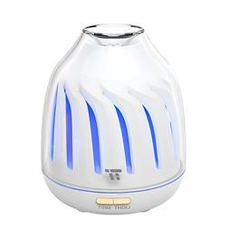 Diffuser, TaoTronics No-Beep Sound Essential Oil Diffusers,