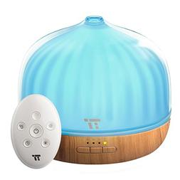 500mL Diffusers for Essential Oils, TaoTronics Diffuser with