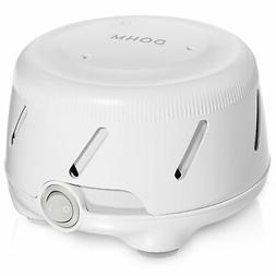 Yogasleep Dohm UNO White Noise Machine | Real Fan Inside for