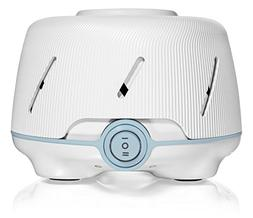 Marpac Dohm Natural White Noise Machine, White with Blue Acc