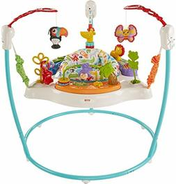 fisher price animal activity jumperoo blue