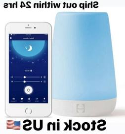Hatch Baby Rest Sound Machine Night Light And Time To Rise B