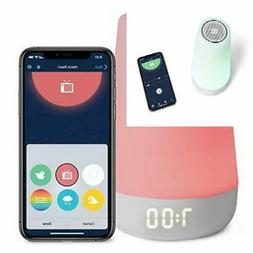 Hatch Rest+ Baby Sound Machine, Night Light, Time-to-Rise Pl