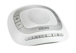HoMedics White Noise Sound Machine | Portable Sleep Therapy