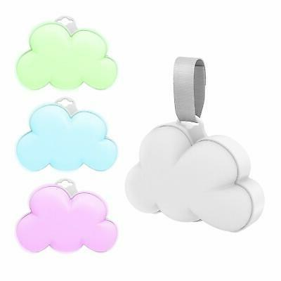 baby cloud portable sound machine and color