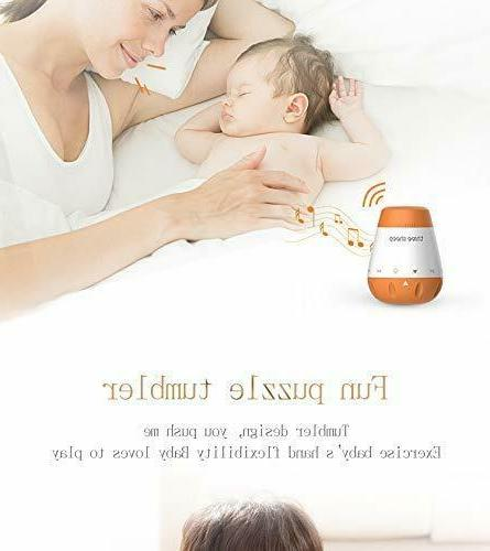 Baby Soother White Noise Portable Relax Therapy