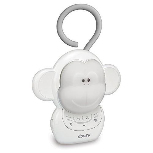 VTech BC8211 Monkey Baby Sleep with White Soft Ambient 5 Calming & Night Light