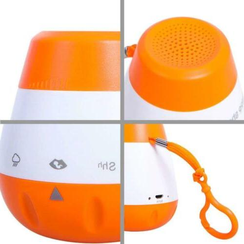 EAREST Portable Soother 6 Sounds, US