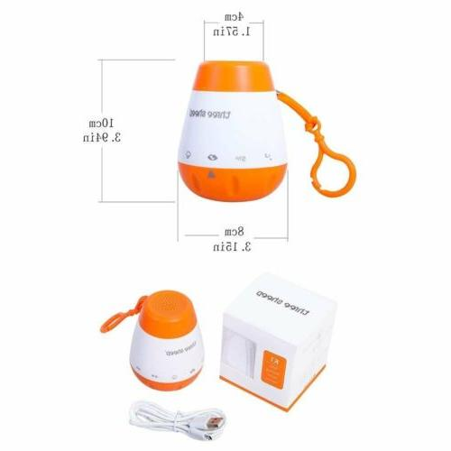 EAREST Soother Machine Gentle 6 Sounds, US
