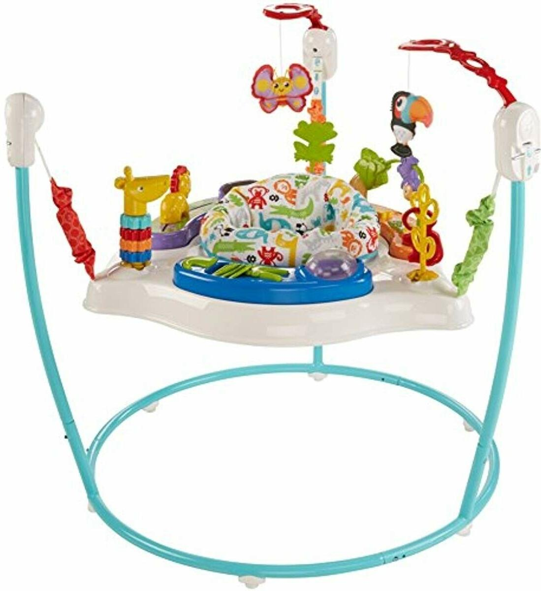 Fisher-Price Jumperoo, Blue