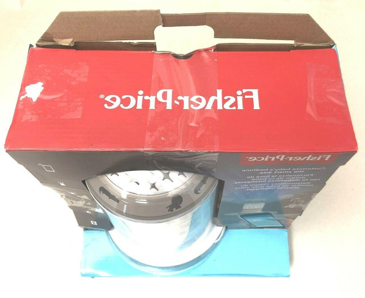 fisher price smart connect deluxe light projector