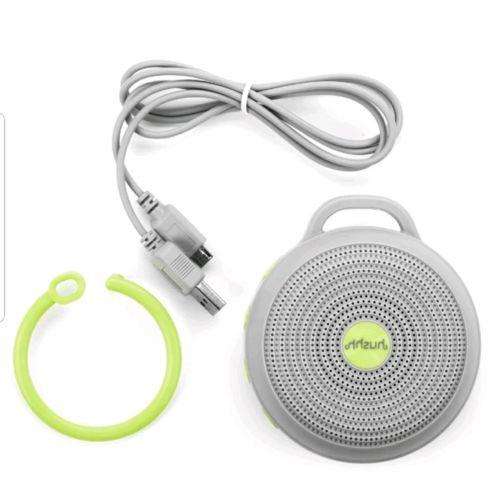 hushh for baby gray portable white noise