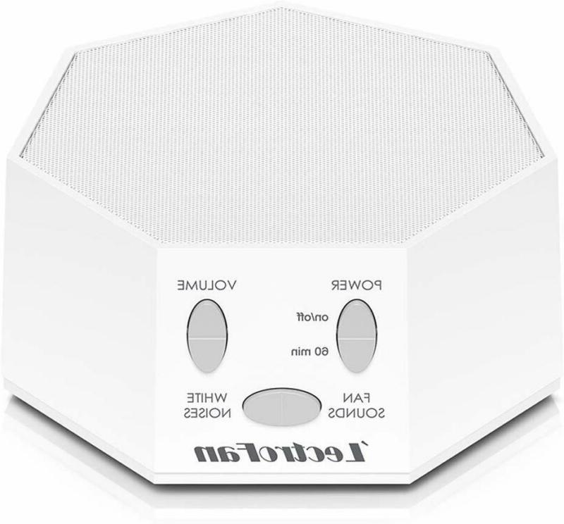 Adaptive Sound Technologies LectroFan High Fidelity White No
