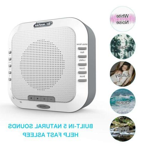 Noise Machine with Nature Sounds Card