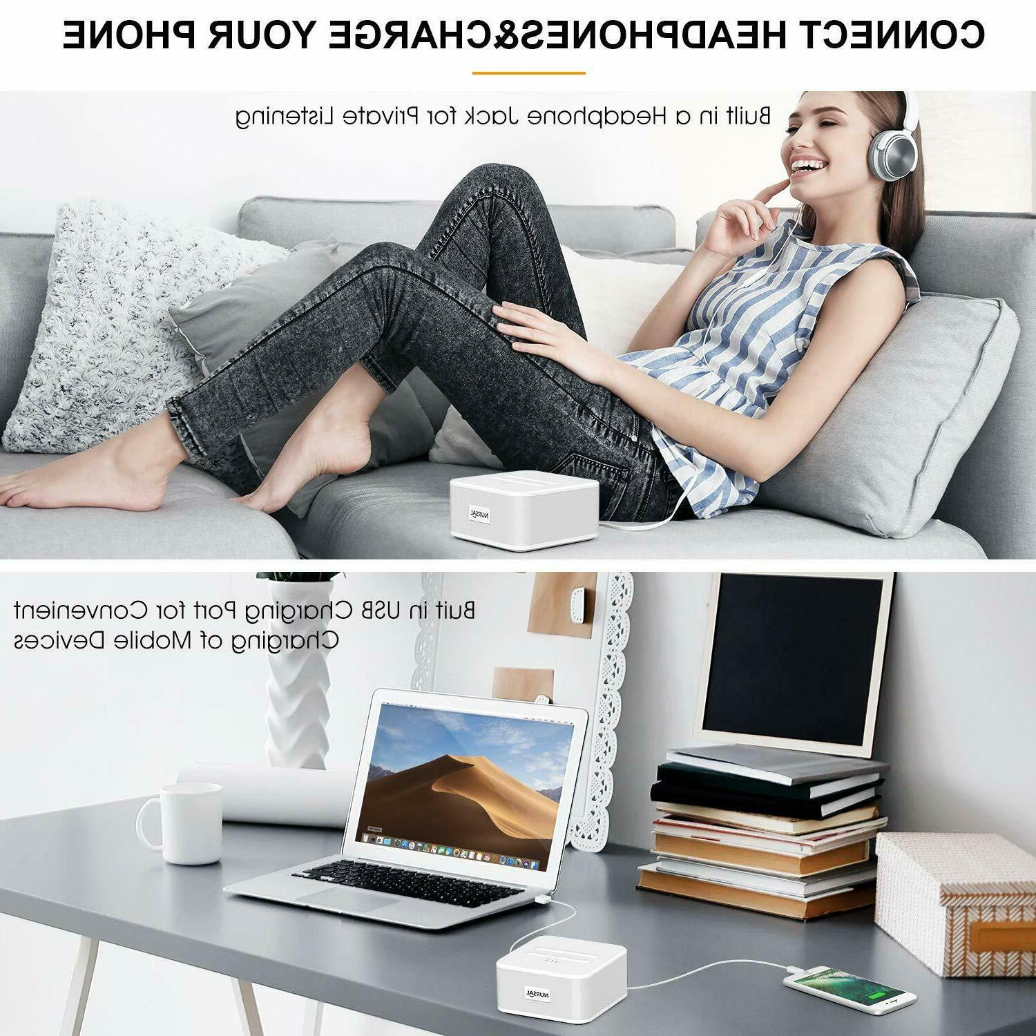 Nature Noise Machine for Sleeping Home