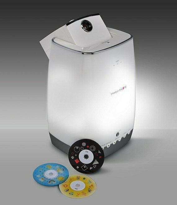 Project Nursery and Sound Projector with