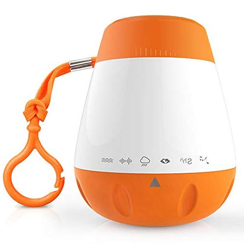 portable baby sleep soother sound