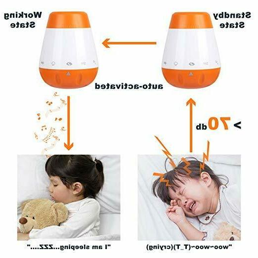 Portable Baby Soother for Kids