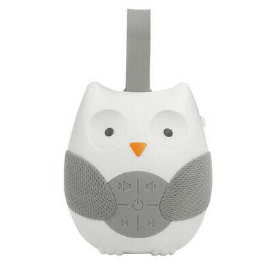 Portable White Sound Baby Soother Sleep w/