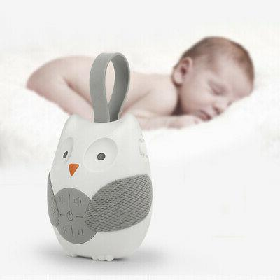 Portable White Noise Sound Machine Baby Soother