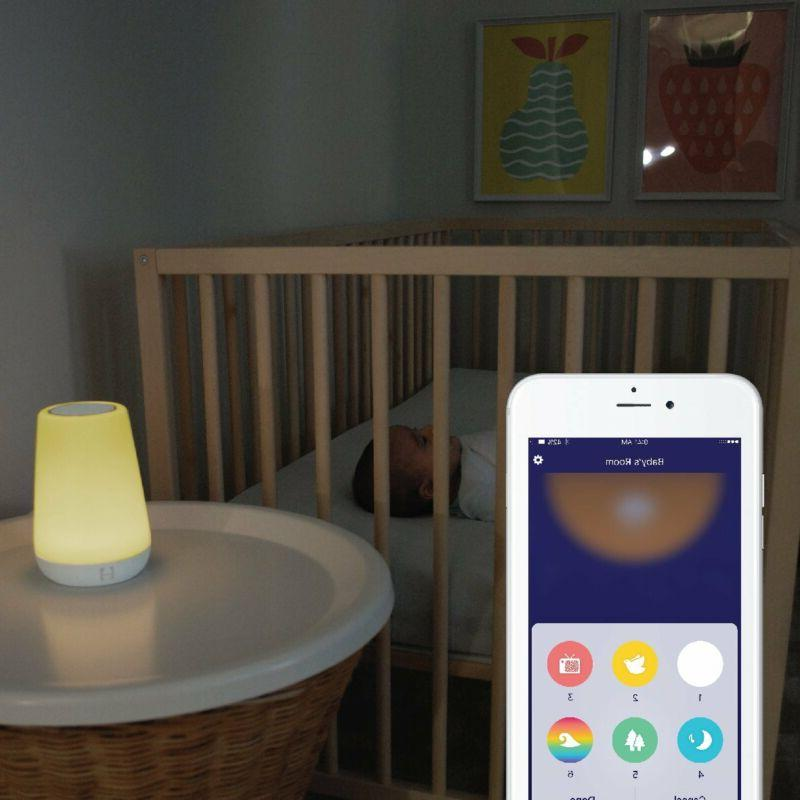 Hatch Baby Rest Night Light, Time-to-Rise Coverlets