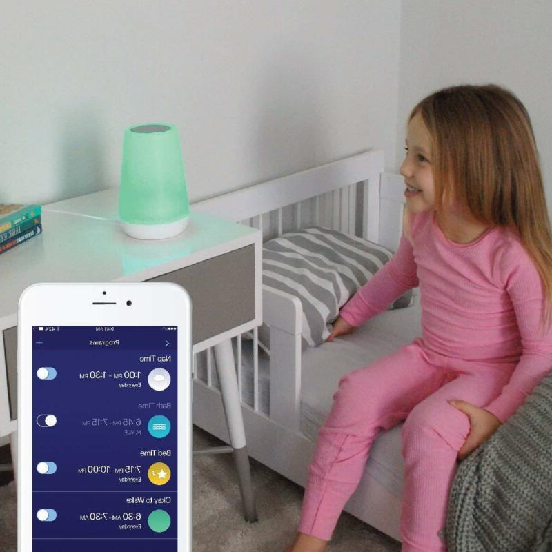 Hatch Light, Sound Time-to-Rise with Coverlets