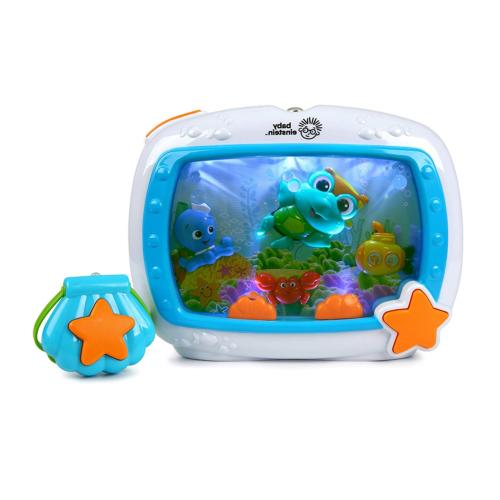 sea dreams soother musical crib toy
