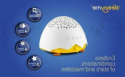 Soother Sound Therapy Portable Light Sleeping Aids Care