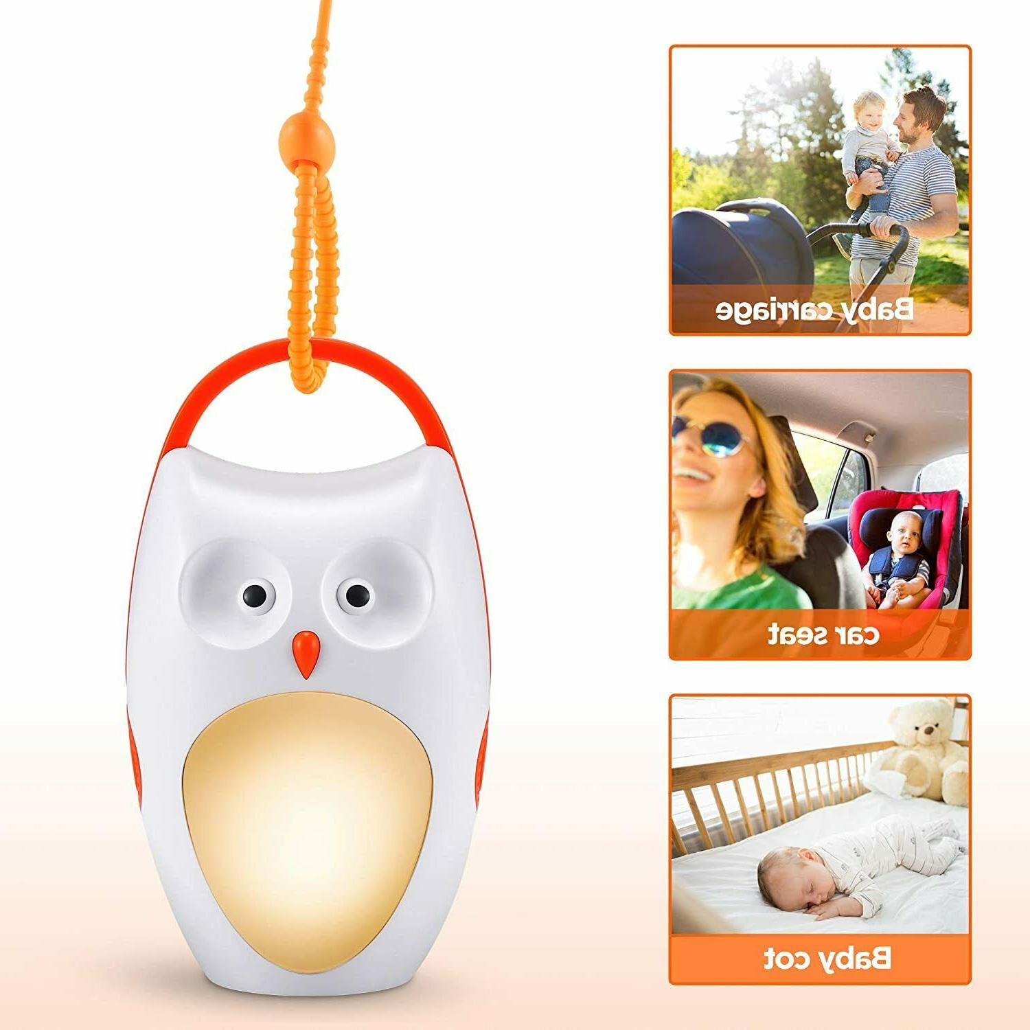 Rechargeable Baby Shusher Sound Machines, Noise Machine
