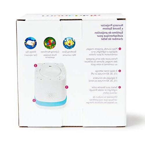 Munchkin Sound Projector Machine with LED