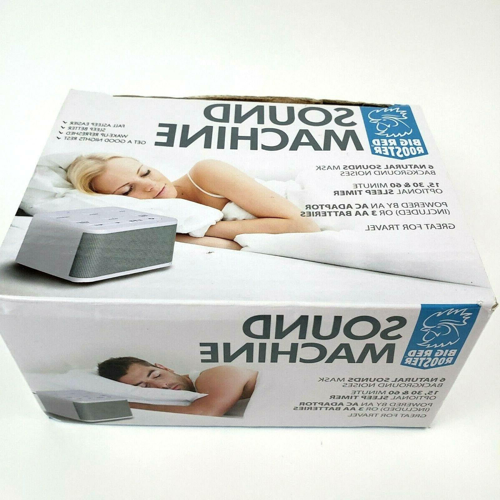 sound machine white noise machine for sleeping