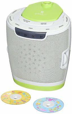 soundspa lullaby sound machine and projector myb