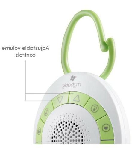 MyBaby SoundSpa On The Go Green -