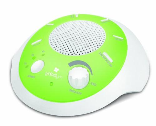 myBaby SoundSpa Plays Auto-Off Portable New Mother Battery or Adapter MYB-S200