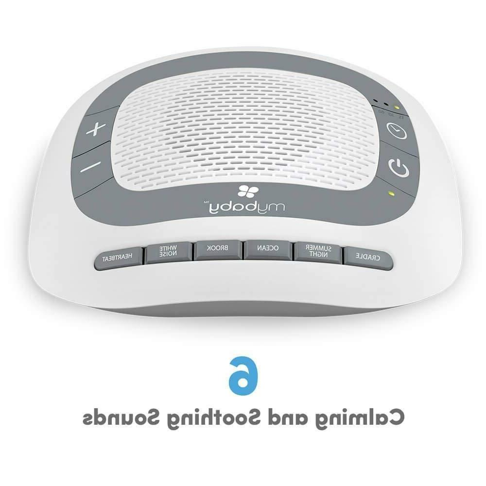 - By Homedics Soundspa Soothing White Noise