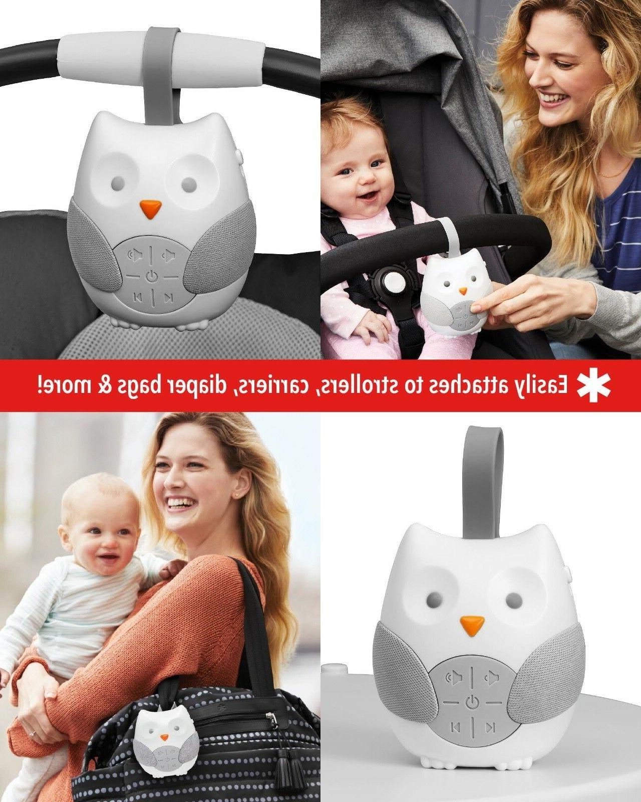 SKIP Go Owl Baby Soother Seat