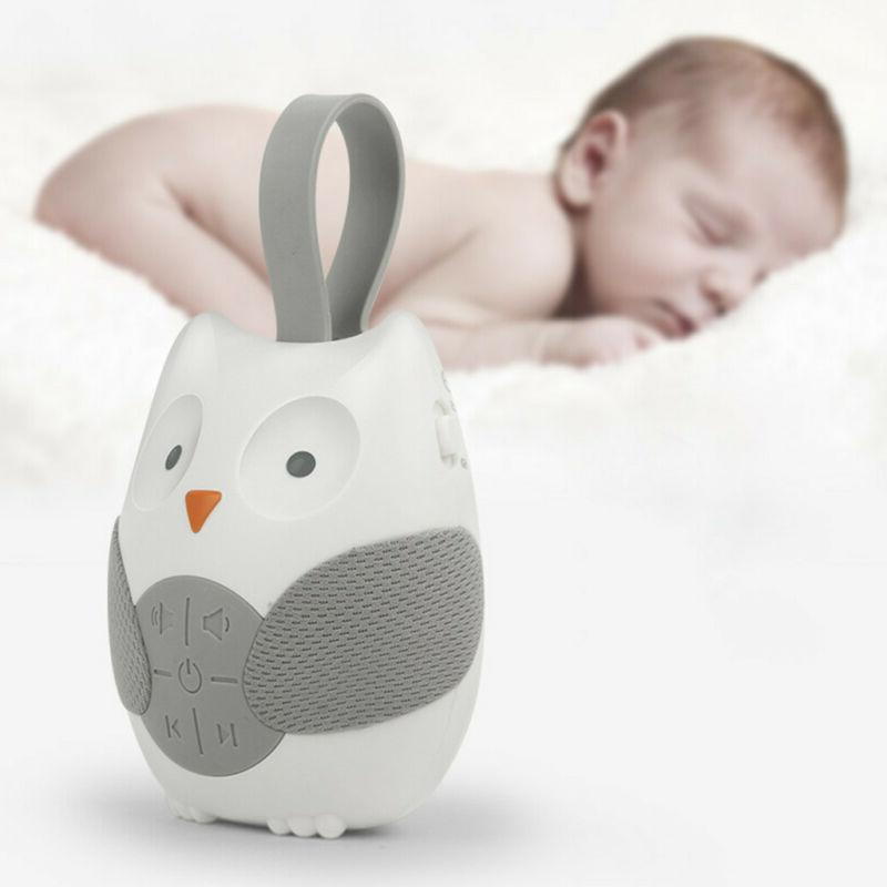 white noise baby adult sleep soothers helper