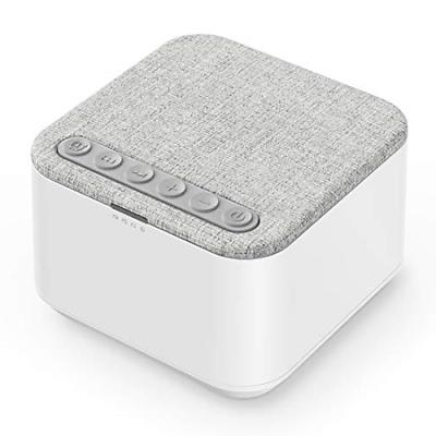 White Noise Sleep 40 Soothing and Quality 30 Volume and Settings with Switchable and Memory Function