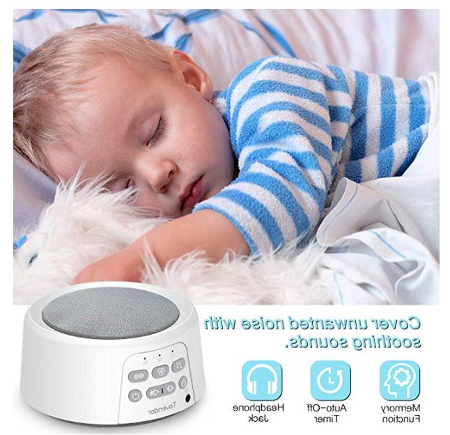 White Sleeping/Relaxation, Therapy Machines
