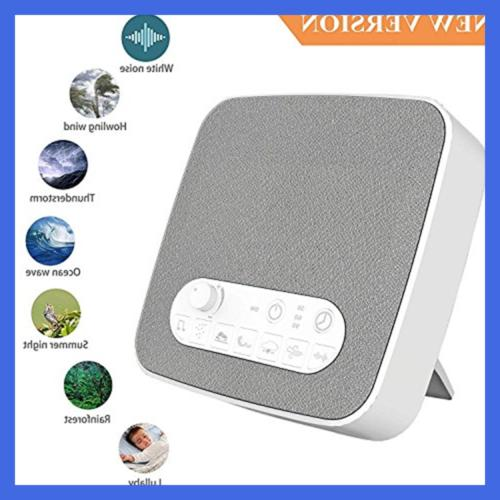 White Machine For Sleeping Sound Non Baby Product