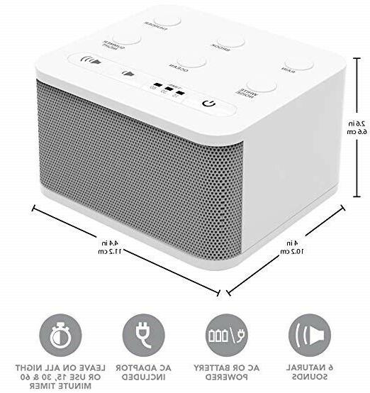 Big White Noise Machine Sound |
