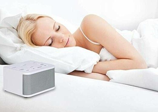 Big Red Rooster White Noise Sound Machine |