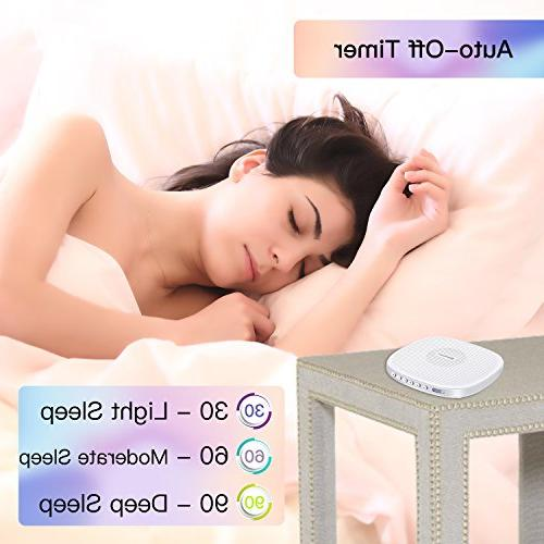Sleep Sound Therapy with 20 and Baby, Adults, with Sound