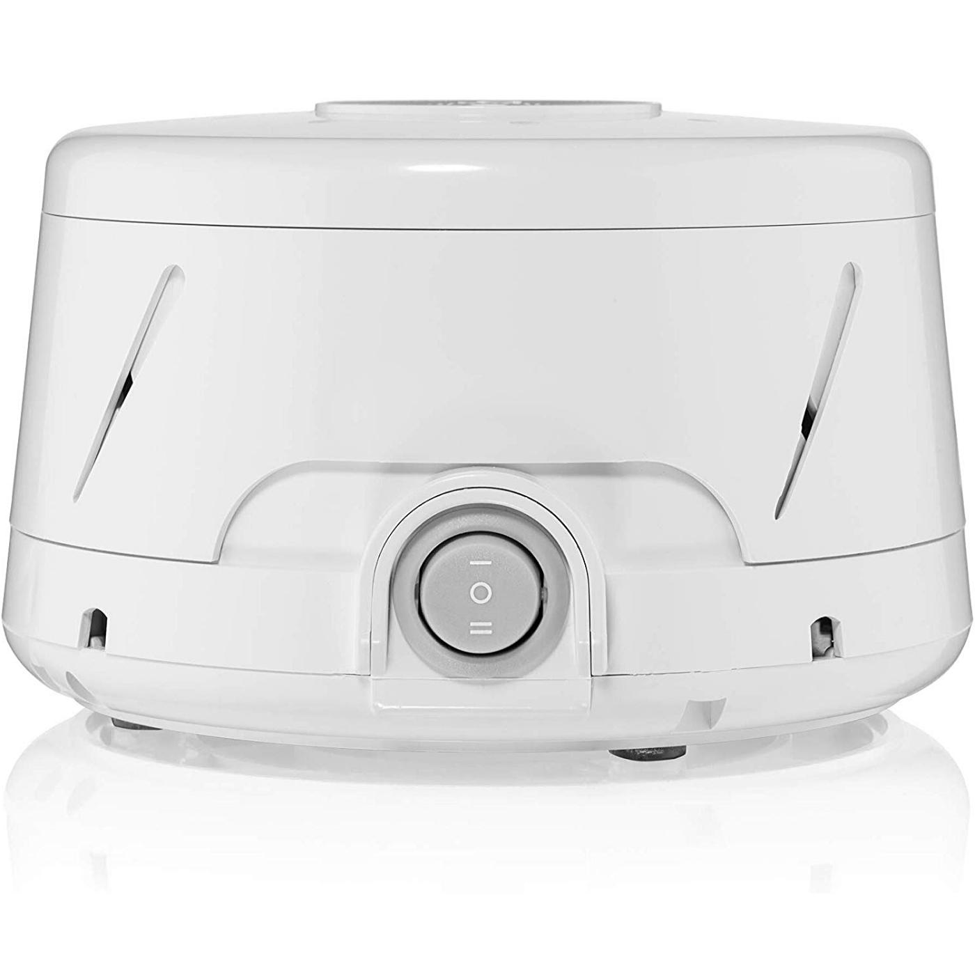 White Noise Natural Soothing Sound Machine Relaxation Therapy